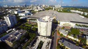 Torre Miami Beach e Convention Center do octógono