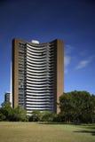 Torre Miami de la bahía de la palma Fotografía de archivo libre de regalías