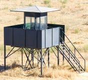 Torre militare di sicurezza Immagine Stock Libera da Diritti