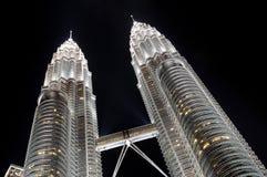 Torre moderna del asunto Fotos de archivo