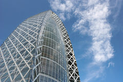 Torre moderna do negócio Fotografia de Stock Royalty Free