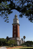 Torre Monumental in Buenos Aires Royalty Free Stock Photos