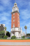 Torre monumental (English tower). stock image