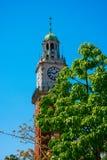 Torre monumentalt monumentalt torn och för Torre 1982 de los Ingleses royaltyfria foton