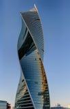 Torre Moscú Rusia de la evolución Imágenes de archivo libres de regalías