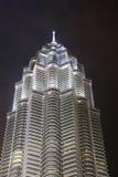 Torre na noite Imagem de Stock Royalty Free