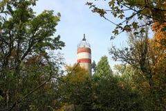 Torre nas madeiras Foto de Stock