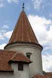 Torre no castelo do farelo Fotos de Stock Royalty Free