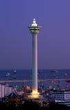 Torre no crepúsculo Imagens de Stock