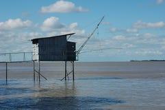 torre no mar em greece Fotos de Stock