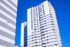 Torre nova da construção Imagem de Stock
