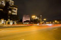 Torre nubile Bacu Fotografia Stock Libera da Diritti
