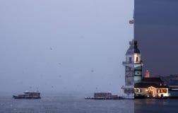 Torre nubile del ` s Fotografie Stock Libere da Diritti