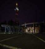 Torre Nyasineula en Tampere finlandia Fotos de archivo