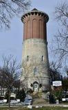 Torre occidentale dell'acqua di fonti Immagini Stock Libere da Diritti