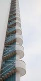 Torre olímpica do estádio de Helsínquia Imagens de Stock Royalty Free