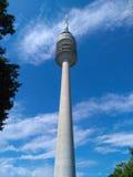 Torre olímpica Munich Fotos de Stock Royalty Free