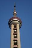Torre oriental de la perla TV de Shangai Fotografía de archivo