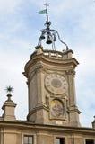 torre orologio dell Стоковое Изображение
