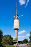 Torre Oslo delle Telecomunicazioni Fotografia Stock