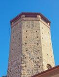 Torre Ottagonale,基瓦索 库存照片