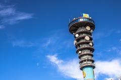 Torre panorámica Fotos de archivo libres de regalías