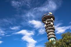 Torre panorâmico Imagens de Stock