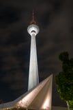 Torre Panoramastrasse 1A, Berlín de Fernsehturm TV Fotos de archivo