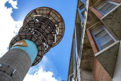 Torre panoramica Immagine Stock