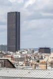 Torre Parigi Francia di Montarmtre Immagini Stock Libere da Diritti