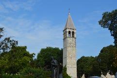 Torre partida Fotografía de archivo libre de regalías