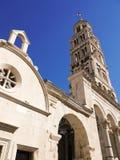 Torre partida Imagen de archivo