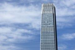 Torre 3, Pechino, Cina del World Trade Center della Cina Fotografie Stock