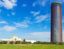 Torre Pell в Севилье Стоковое Фото