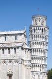 Torre pendente di Pisa immagine stock libera da diritti