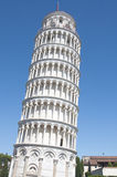 Torre pendente di Pisa fotografie stock