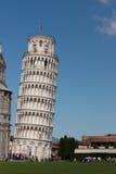 Torre pendente di Pisa Immagini Stock