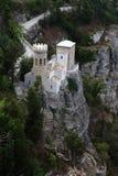 Torre Pepoli Erice - Sicília Foto de Stock