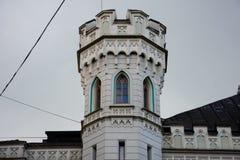 Torre pequena Maza Gilde da guilda Foto de Stock