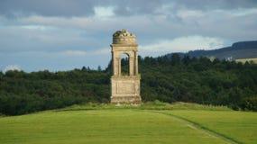 Torre perto do templo de Mussendon Fotos de Stock Royalty Free