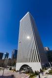Torre Picasso no Madri, Espanha imagem de stock royalty free
