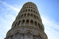 torre pisa di Стоковое Изображение