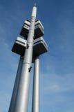 Torre Praga da tevê fotos de stock