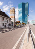 Torre primera en Zurich Imagen de archivo libre de regalías