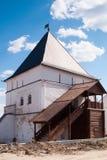 Torre quadrada do leste (Tobolsk) foto de stock