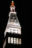 Torre que brilla intensamente Fotografía de archivo libre de regalías