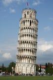 Torre que se inclina de Pisa Imagen de archivo libre de regalías