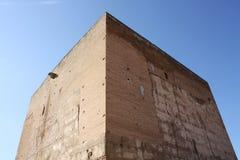 Torre rústica de la albañilería Imagenes de archivo