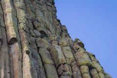 Torre rampicante dei diavoli Fotografie Stock Libere da Diritti