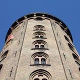 Torre redonda, Copenhaga Imagem de Stock